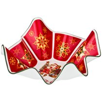 Салатник Christmas Collection 26x26x11 Cm. - Chanzhou Cheerful Porcelain