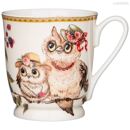 Кружка Lefard Owls Party 300 мл - Jinding