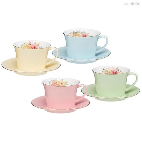 Кофейный Набор Lefard Времена Года 180 мл 8 Пр. На 4 Пер. Микс - Kingensin Porcelain Industrial