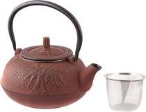 Заварочный Чайник Чугунный С Эмалированным Покрытием Внутри 1000 Мл - NINGBO GOURMET