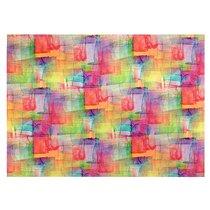 """Дорожка на стол """"Happy holi"""", P798-1813/1, цвет разноцветный - Altali"""