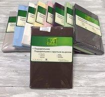 ПОД-СО-20-ШОК Шоколадный пододеяльник Сатин однотонный 175х215, цвет шоколадный - АльВиТек