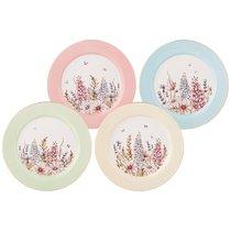 Набор Тарелок Закусочных Lefard Дворцовый Парк 4 Шт. 20,5 см Микс - Kingensin Porcelain Industrial