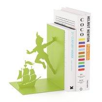 Держатель для книг Flying Boy зеленый, цвет зеленый - Balvi