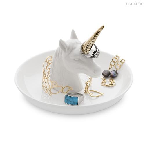 Подставка для украшений Unicorn XL, цвет белый - Balvi