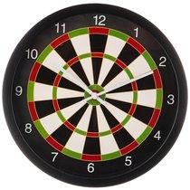 Часы Настенные Кварцевые Дартс Диаметр 35 см Диаметр Циферблата 31 см - Arts & Crafts