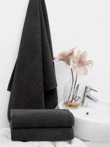 Полотенце PHILIPPUS для гостиницы 50х90 (12 шт.) 20/2 BLACK - Meteor Textile