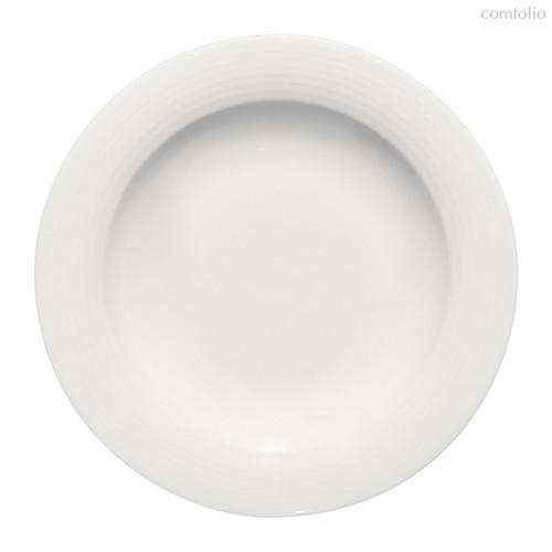 Тарелка круглая 23 см, глубокая с бортом, 0.36л, Dialog - Bauscher