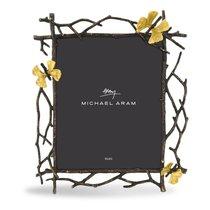 """Рамка для фото Michael Aram """"Бабочки гинкго"""" 20х25см - Michael Aram"""