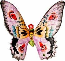 Панно Настенное Бабочка 28*26 см (Кор 1 шт. ) - Annaluma