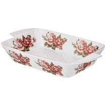 Блюдо Для Слоеных Салатов Lefard Корейская Роза 30,5 см - Guangdong Xiongxing Home Furnishing Ceramics