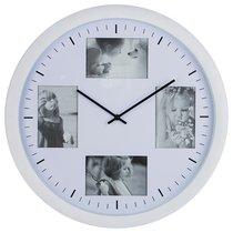 Часы Настенные Кварцевые Live Диаметр 51 см Цвет: Белый Циферблат Диаметр 44 см - Guangzhou Weihong
