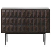 Комод Unique Furniture, Latina, 2 секции, 107х45х79 см - Unique Furniture