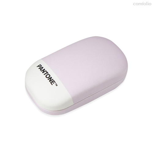 Футляр для мелочи Pantone розовый, цвет розовый - Balvi
