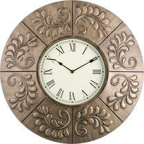 Часы Настенные Кварцевые Swiss Home 50x50x5 см Диаметр Циферблата 23 см - Guangzhou Weihong