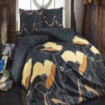 КПБ COTTON LIFE 1,5 сп. (70*70/2 шт.) JULIET, цвет коричневый, 1.5-спальный - Meteor Textile