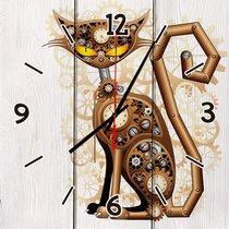 Механический кот 30х30 см, 30x30 см - Dom Korleone