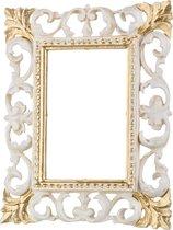 Зеркало 22,5x18,5/13,5x8,5 см - Euromarchi