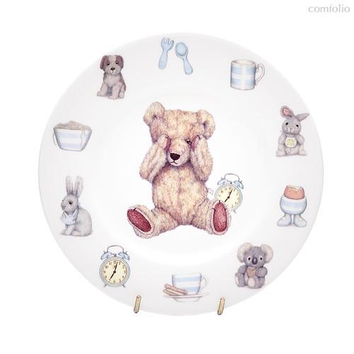 Тарелка 20 см Кролики - Roy Kirkham