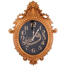Часы Настенные Кварцевые 54x73 см Размер Циферблата 31,9x39,1 см - Aypas
