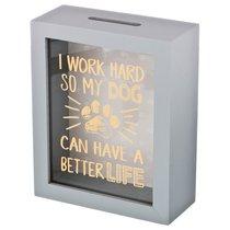 Копилка Фонд Домашнего Любимца 16x20x7 см - Polite Crafts&Gifts