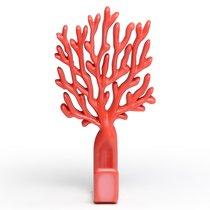Крючок Coral красный - Qualy