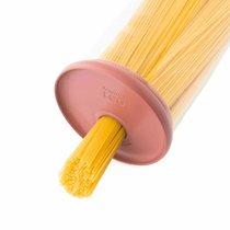 Стеклянный контейнер для спагетти Leo, цвет розовый - BergHOFF