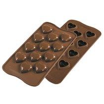 """Форма для приготовления 3D конфет Silikomart """"Моя любовь"""" - Silikomart"""