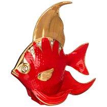 Фигурка Красная Рыбка Высота 27См - Jinding