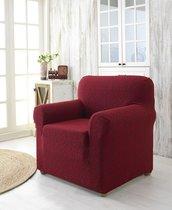"""Чехол для кресла """"KARNA"""" MILANO, цвет бордовый - Bilge Tekstil"""