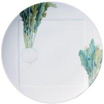 "Тарелка обеденная Noritake ""Овощной букет.Редька"" 27см - Noritake"