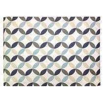 "Дорожка на стол ""Джордано"", P498-1916/2, 40х140 см, цвет синий - Altali"