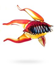 Фигурка Рыбка золотая 32*26,5 см - Top Art Studio