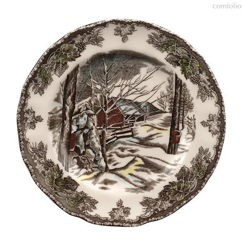 Тарелка 16см Деревенька - Johnson Brothers