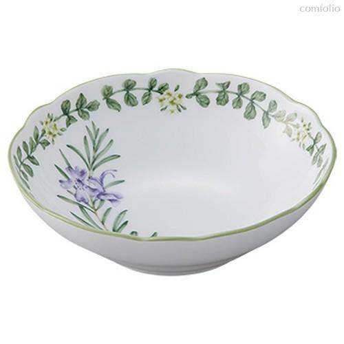 """Чаша для десерта 14,5см """"Английские травы"""" - Noritake"""