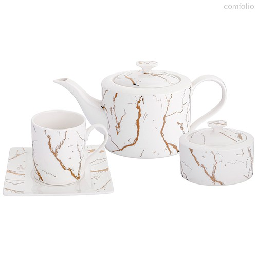 Чайный Сервиз Lefard Fantasy На 6 Персон 14Пр. - Towin Ceramics