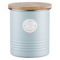 Емкость для хранения сахара Living голубая 1л - Typhoon