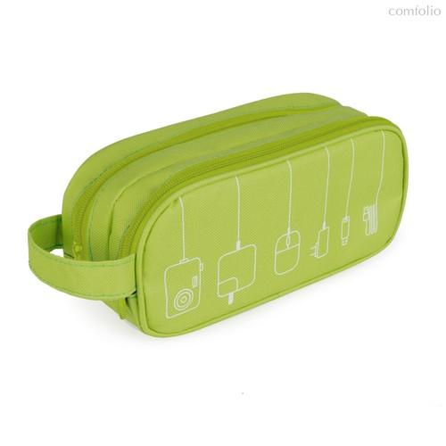 Органайзер для проводов Tidy зеленый, цвет зеленый - Balvi