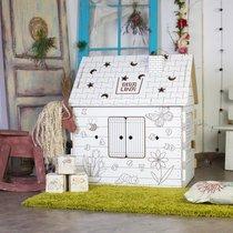 Картонный домик Bibalina - Bibalina