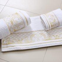 Полотенце махровое Karna Saint, для крещения, размер 50x90 - Karna (Bilge Tekstil)