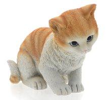 Любопытный котенок 9 см - Top Art Studio