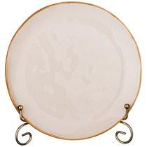 Тарелка Закусочная Concerto диаметр 20,5 см Кремовый, цвет кремовый, 20 см - Hunan Huawei