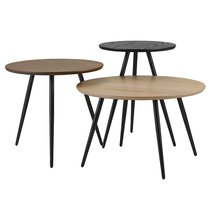 Набор кофейных столиков Sodano, 3 шт. - Berg