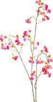 Цветок Искусственный Ветка Ягодного Дерева Длина 95 см - Silk-ka