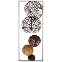 Панно Настенное Коллекция Модерн 20,3x50,8x3,8 см - FUZHOU SMART HOME DECORATION