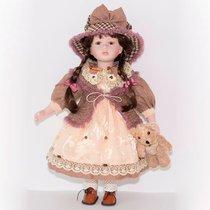 Кукла фарфоровая Розетта 51 см - Top Art Studio