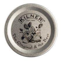 Набор из 12 плоских крышек Vintage - Kilner
