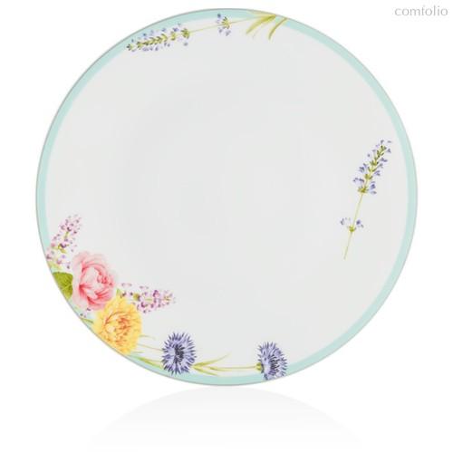 "Тарелка обеденная Noritake ""Пикник в саду"" 28см - Noritake"