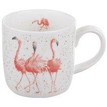 """Кружка 310мл """"Розовые фламинго"""" - Royal Worcester"""