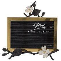 """Рамка для фото на подставке Michael Aram """"Цветок кизила"""" 10х15см - Michael Aram"""